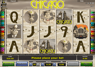 Chicago Online Slot