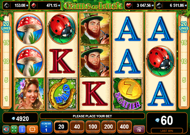 Game of Luck Online Slot