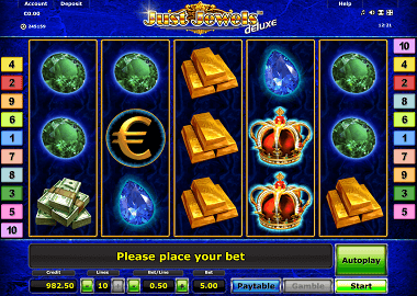 Just Jewels Online Slot