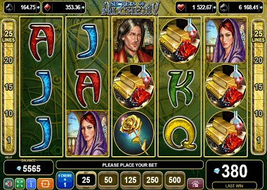 Spiele Secrets Of Alchemy - Video Slots Online