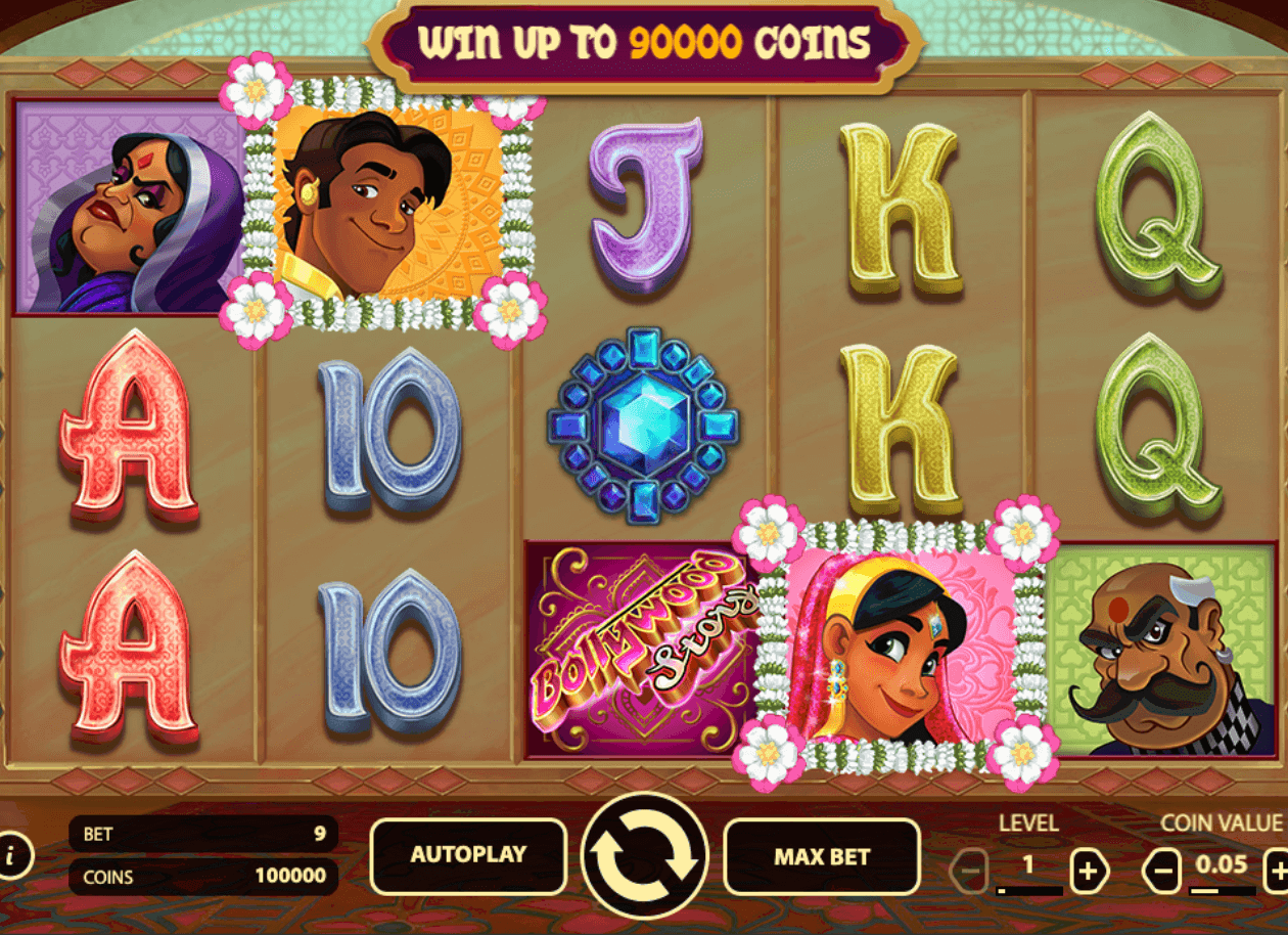 Bollywood Online Slot
