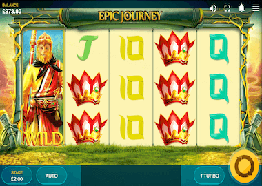 Epic Journey Slot