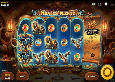 Pirates Plenty Slot