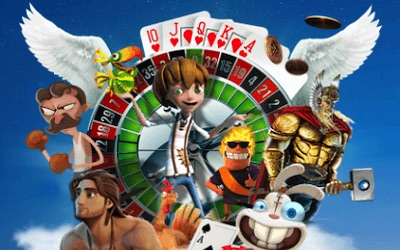 Advertisements and Offers for Online Casinos