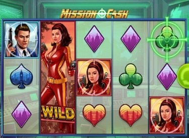 Mission Cash Online Slot