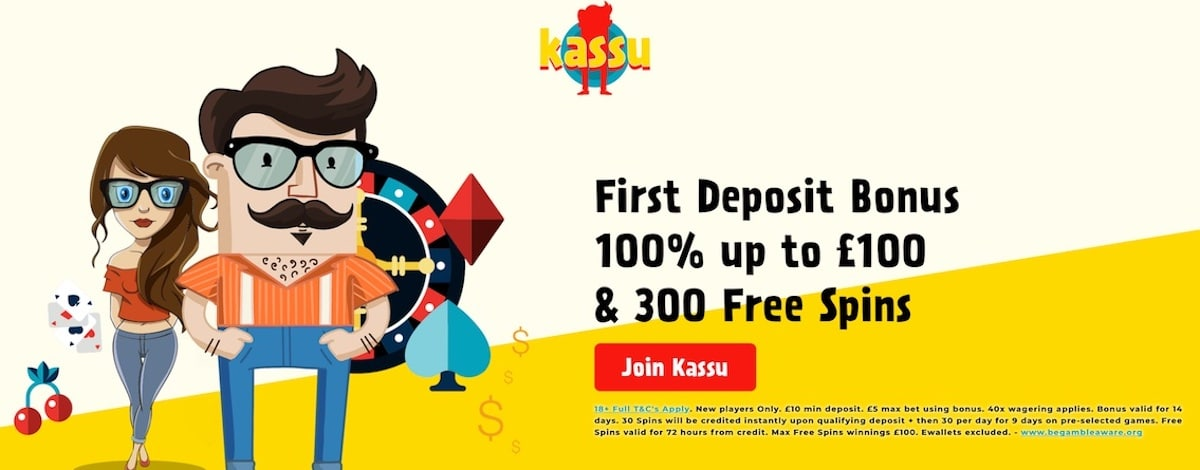 Kassu UK Bonus Free