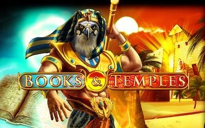 Book & Temples Slot