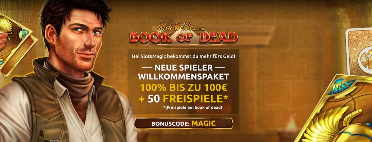 Of dead ohne book einzahlung freispiele 50