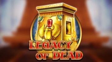 Legacy of Dead Slot