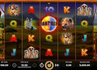 Serengeti Slot