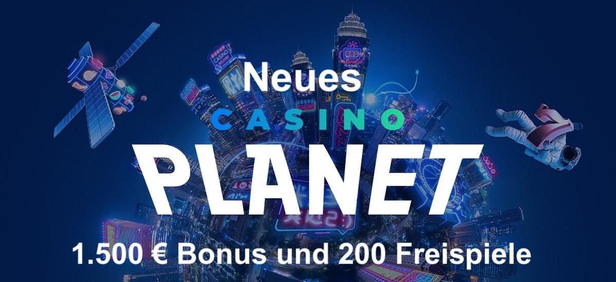Casino Planet Freispiele