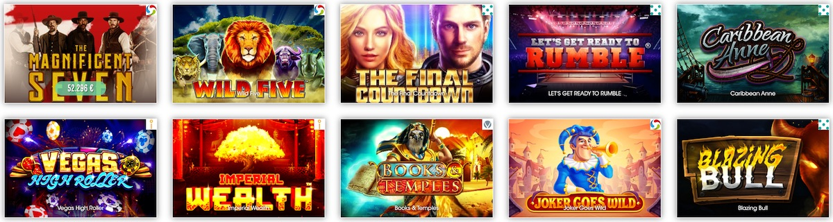 Casino Planet Online Slots