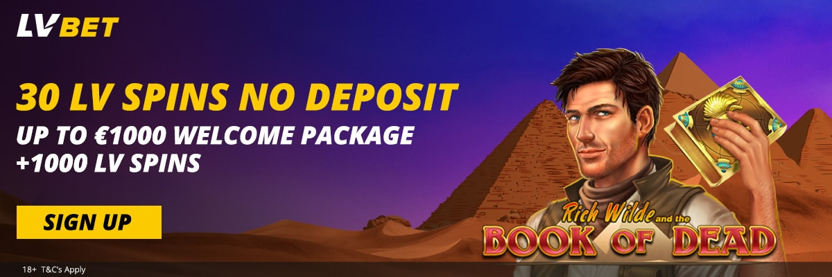 30 Book of Dead Free Spins No Deposit