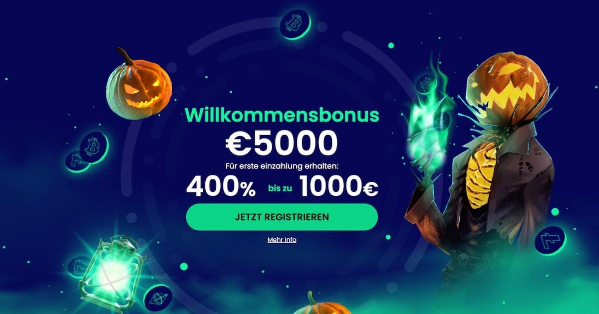 Casino BTC.bet Greentube Spiele