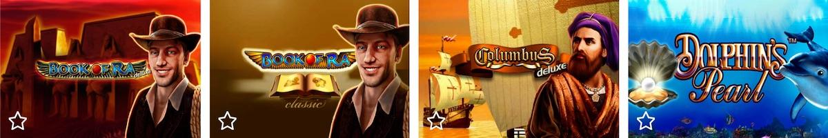 Casino BTC.bet Novoline Slots