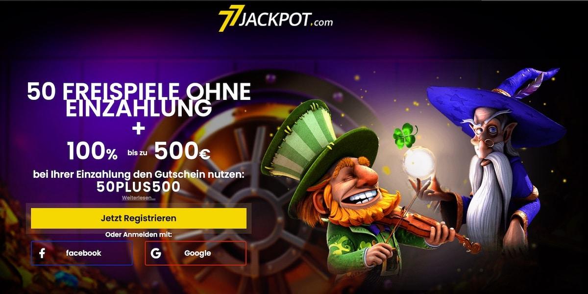 77 Jackpot Gratis Freispiele